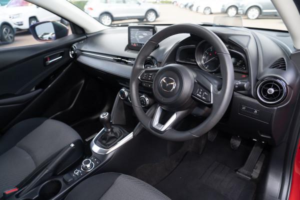 2017 Mazda 2 DJ2HA6 Genki Hatch