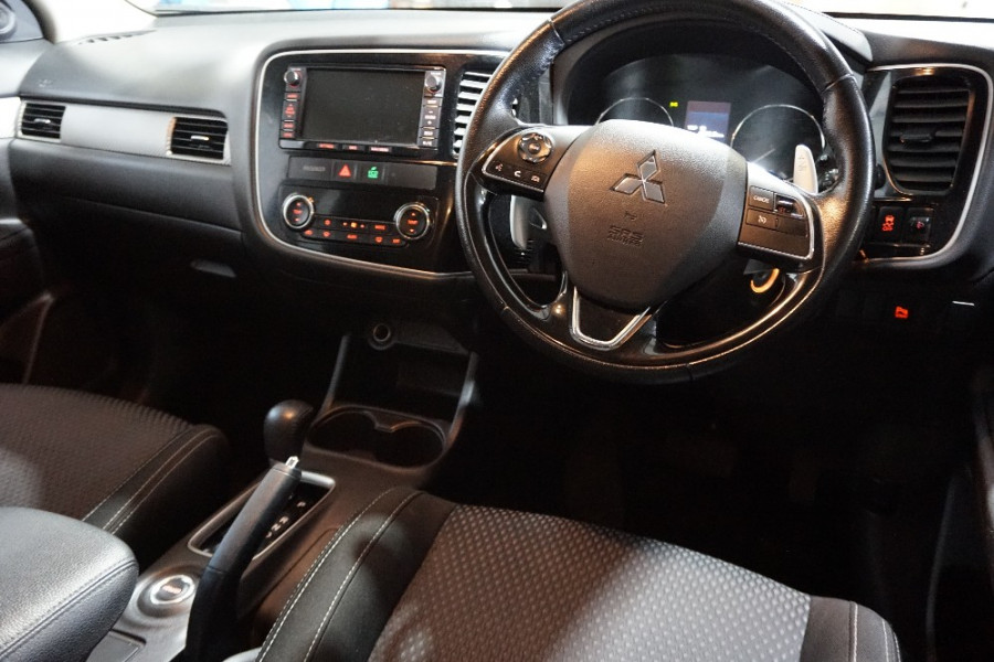 2016 Mitsubishi Outlander ZK XLS Wagon