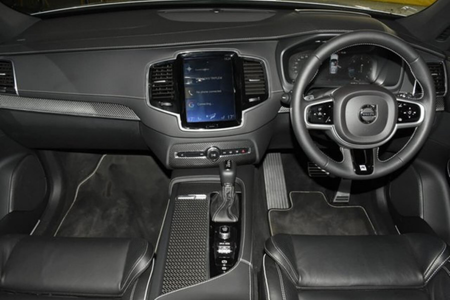 2018 MY19 Volvo XC90 L Series D5 R-Design Suv Mobile Image 11