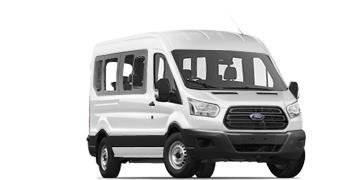 410L 12 Seat Bus