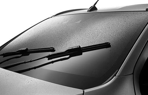 Rain Sensing Automatic Wipers Image
