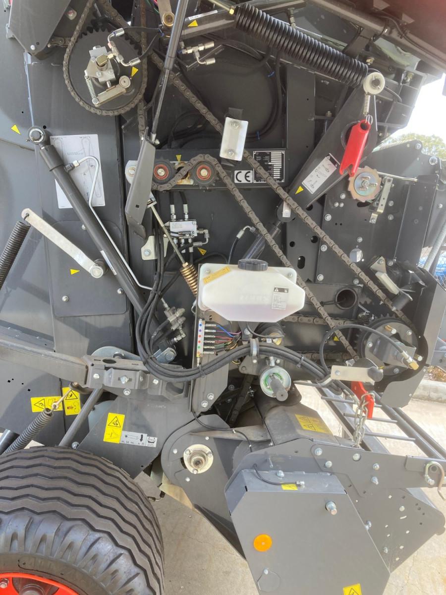 2021 CLAAS VA 460 ROUND BALER Baler round Image 6