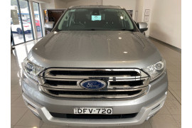 2016 Ford Everest UA Trend Suv Image 2