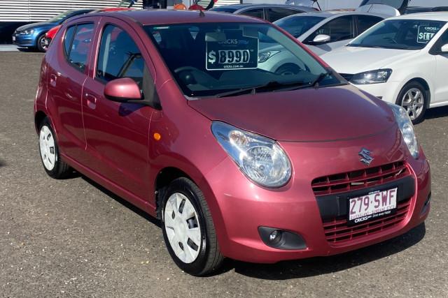 2011 Suzuki Alto GL