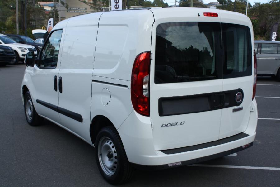 2018 Fiat Doblo Doblò 1.6L 77kw MT SWB\LR Van