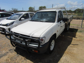 2003 MY02 Toyota HiLux LN147R MY02 Cab chassis