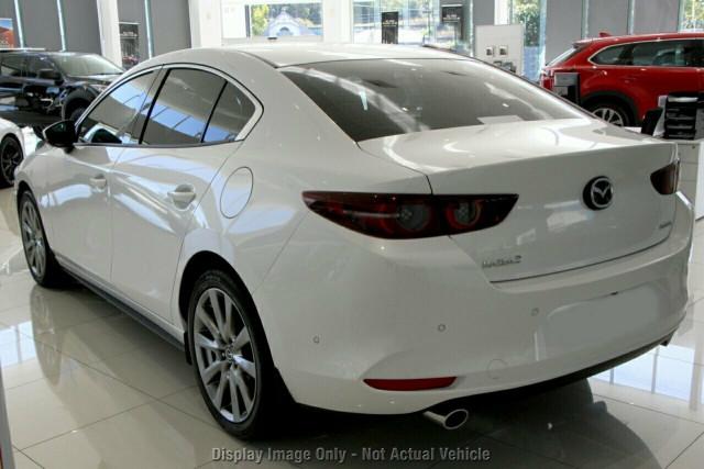 2020 Mazda 3 BP G25 Astina Sedan Sedan Mobile Image 3