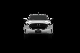 2021 Mazda BT-50 TF XT 4x2 Dual Cab Pickup Utility crew cab Image 4