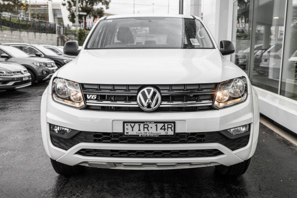 2019 MY20 Volkswagen Amarok 2H Core Ute