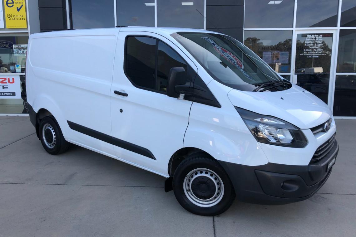 2016 MY17 Ford Transit Custom VN 290S Van