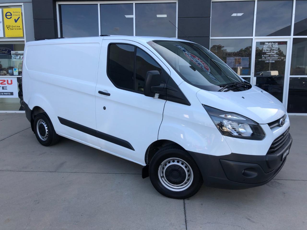 2016 Ford Transit Custom VN 290S Van Image 1