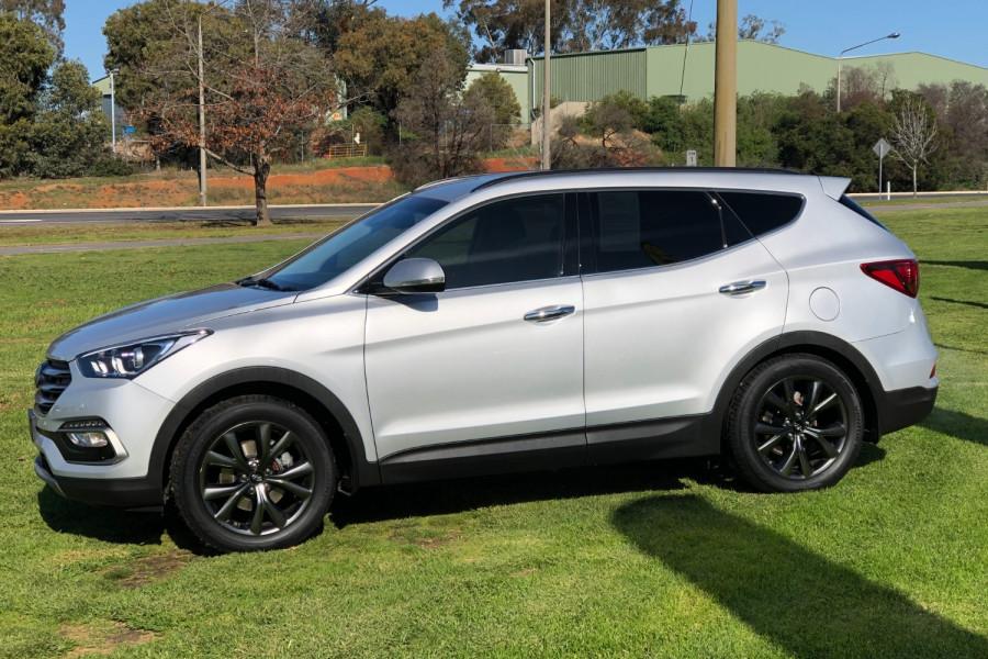 2018 Hyundai Santa Fe DM5 Series II Active X Suv