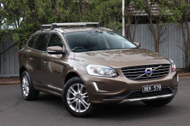 Volvo XC60 T6 Luxury (No Series) MY14