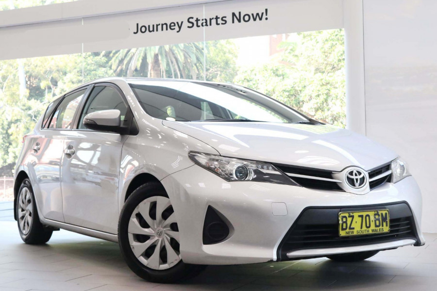 2014 Toyota Corolla ZRE182R Ascent Hatch Image 1