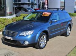 Subaru Outback Luxury B4A
