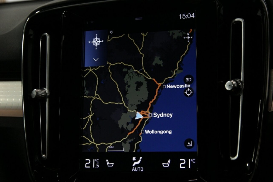 2019 MY20 Volvo XC40 536 MY20 T4 Momentum (FWD) Suv Image 9