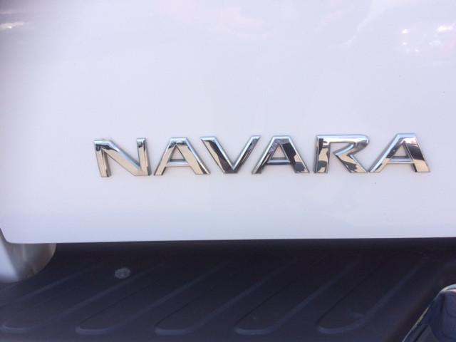 2015 Nissan Navara D40 S9 Turbo Silverline SE Utility crew cab
