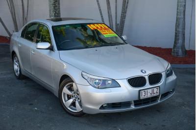 2005 BMW 5 Series E60 525i Sedan Image 2