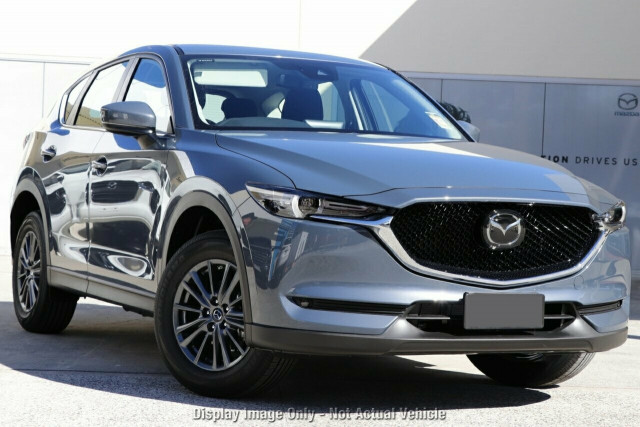2021 Mazda CX-5 KF2W7A Maxx SKYACTIV-Drive FWD Sport Suv