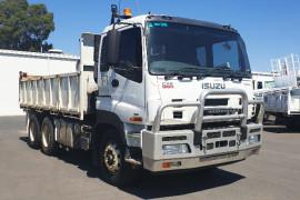 Isuzu trucks Giga CXZ