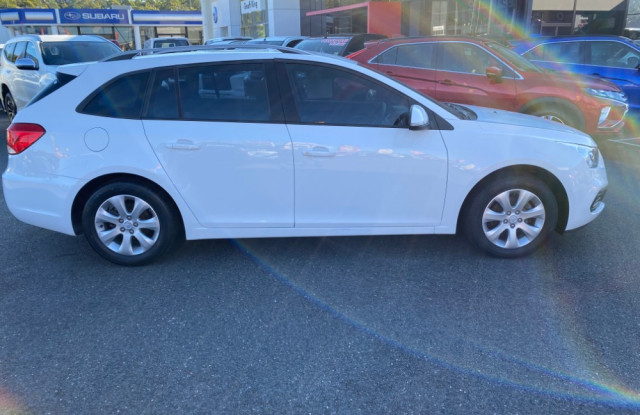 2015 Holden Cruze JH Series II CD Wagon