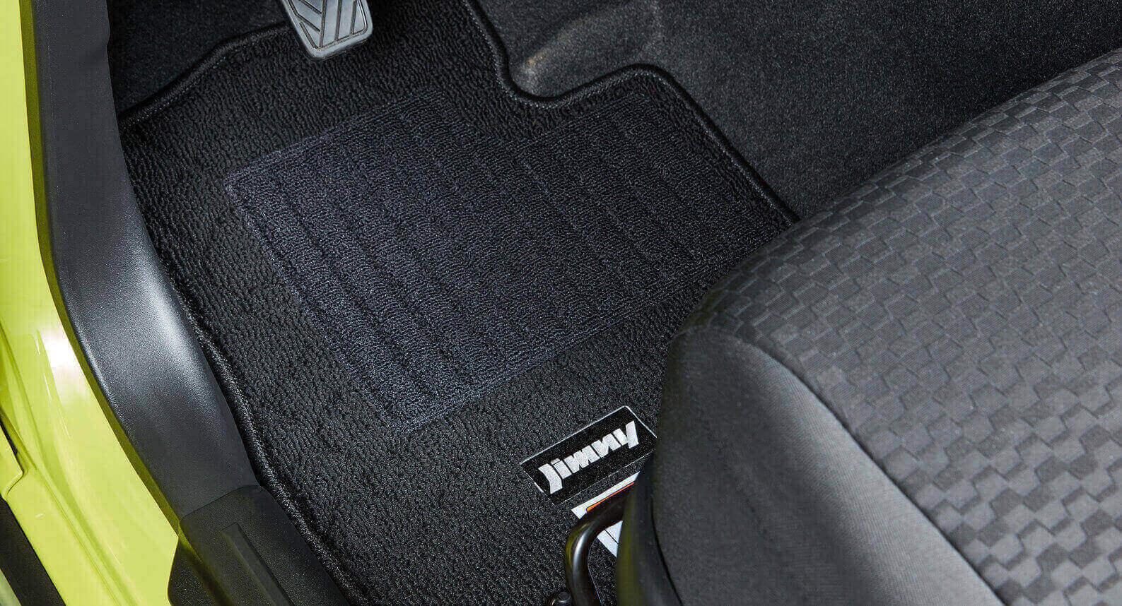 Jimny - Carpet Floor Mat Set (four-piece)