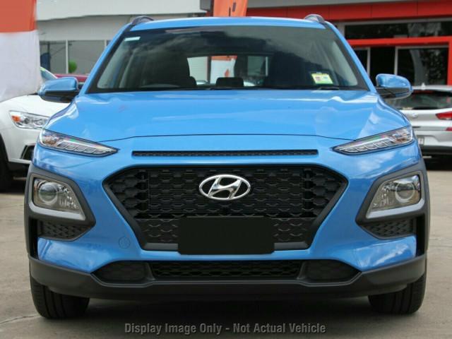 2018 MY19 Hyundai Kona OS.2 MY19 Go 2WD Suv