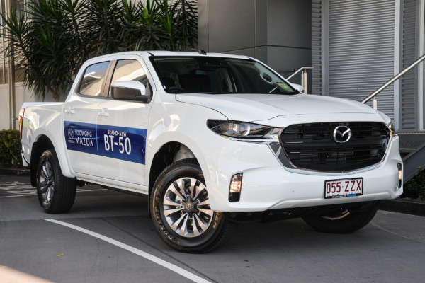 Mazda BT-50 XT 4x4 Pickup TF