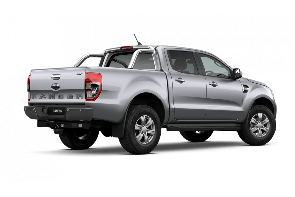 2020 MY20.75 Ford Ranger PX MkIII XLT Double Cab Ute Image 4