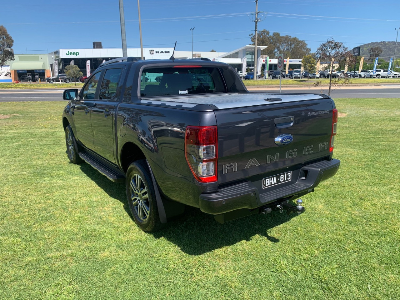 2019 MY19.75 Ford Ranger PX MkIII 4x4 Wildtrak Double Cab Pick-up Utility Image 6