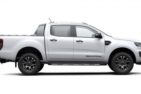 2019 MY19.75 Ford Ranger PX MkIII 4x4 Wildtrak Double Cab Pick-up Utility Image 2