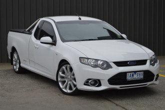 Ford Falcon Ute XR6 Turbo FG MkII