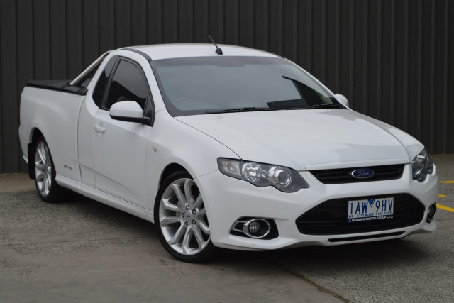 2014 Ford Falcon Ute XR6 Turbo