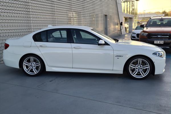 2016 BMW 5 Series F10 LCI 528i Sedan Image 4