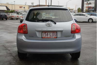 2009 Toyota Corolla ZRE152R MY10 Ascent Hatchback Image 5