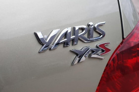 2008 Toyota Yaris NCP93R YRS Sedan Image 5