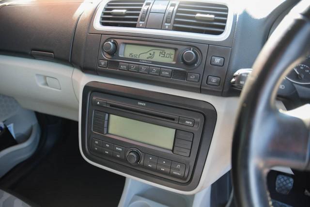 2008 Skoda Roomster 5J TDI Wagon Image 13