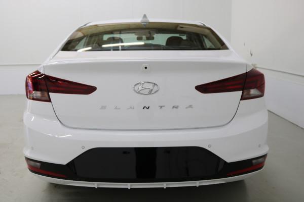 2020 Hyundai Elantra AD.2 Active Sedan Image 4