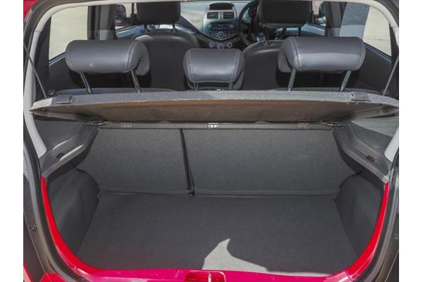2015 Holden Barina Spark MJ MY15 CD Hatchback Image 4