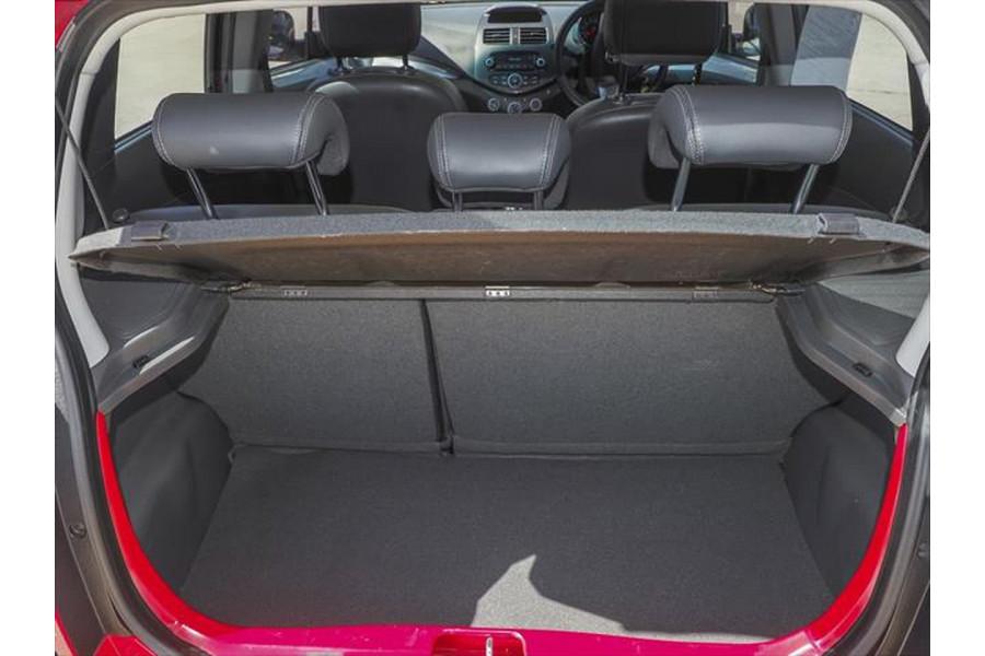 2015 Holden Barina Spark MJ MY15 CD Hatchback