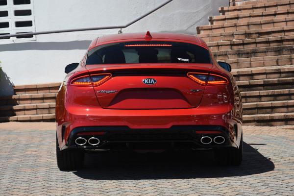 2019 MY20 Kia Stinger CK GT Sedan Image 4