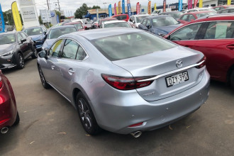 2018 MY19 Mazda 6 GL Series Touring Sedan Sedan Image 3