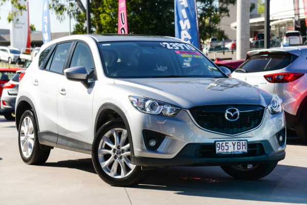 Mazda Cx-5 Tour KE1031  Grand