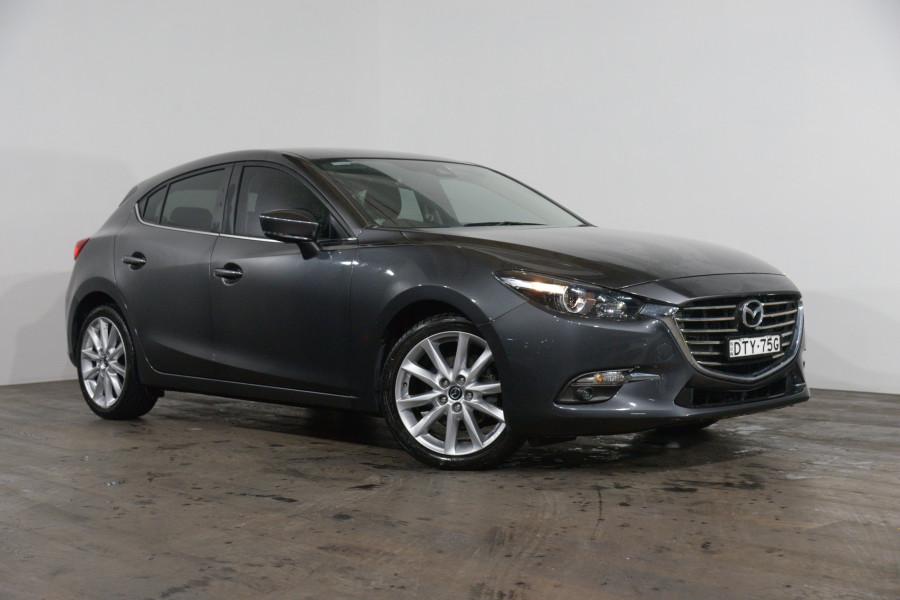 2017 Mazda Mazda3 Sp25
