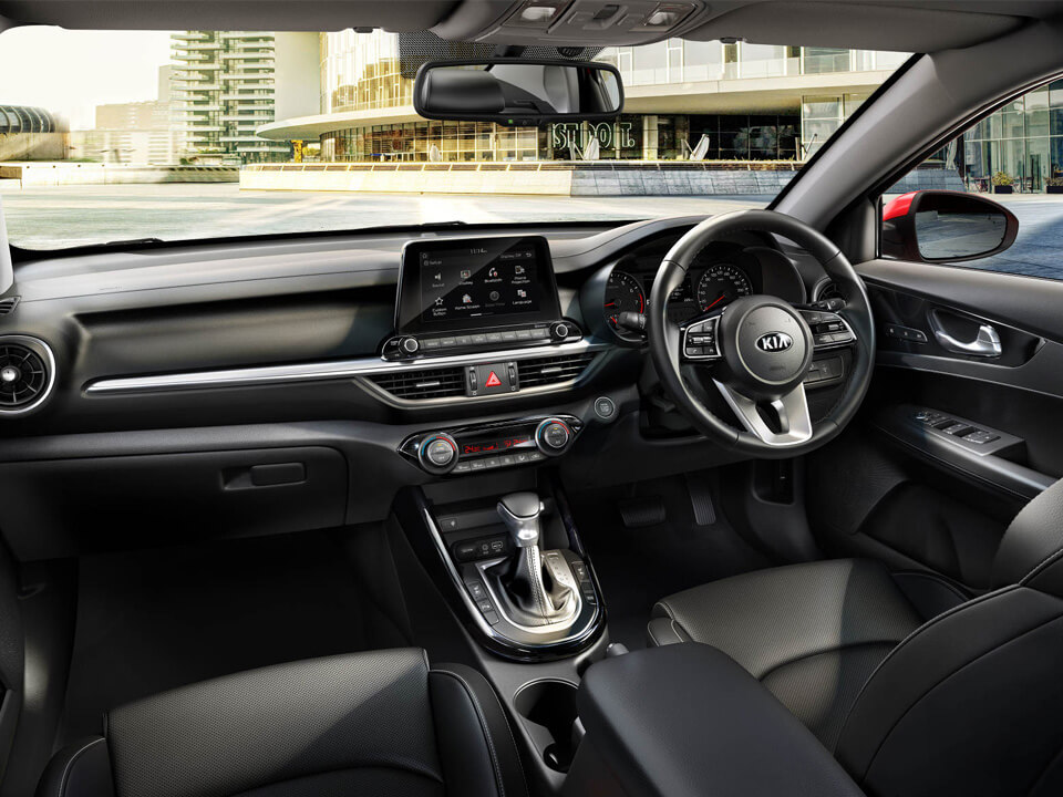 Cerato Sedan All New Cerato Sedan Is Here