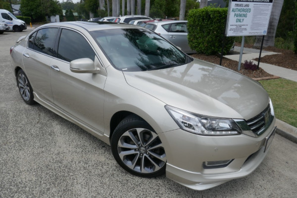 Honda Accord MY13 9t