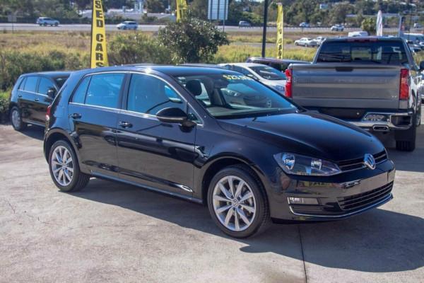 2014 Volkswagen Golf AU MY14 103 TSI Highline Hatchback