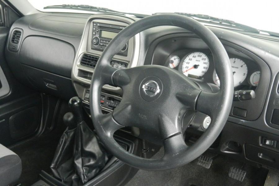 2012 Nissan Navara D22 S5 ST-R Utility