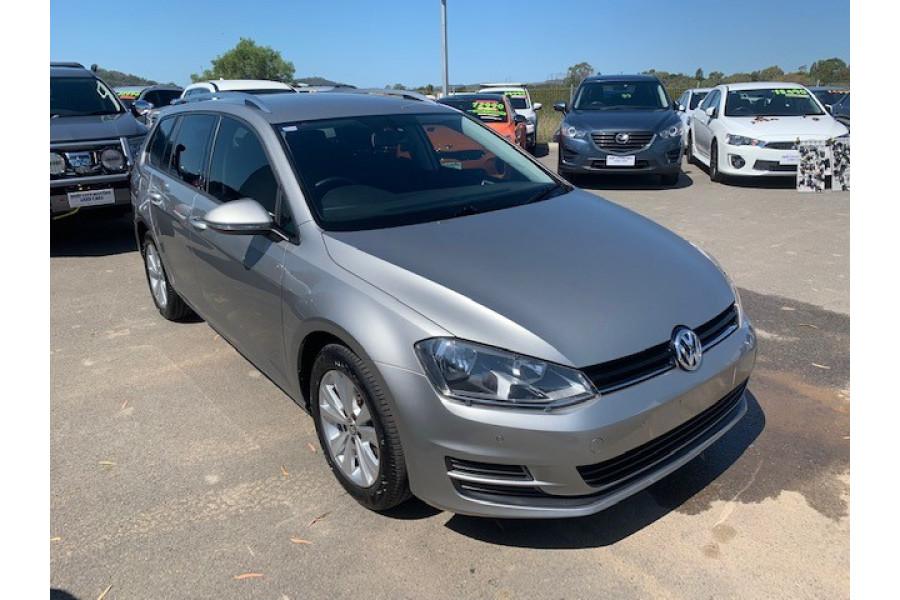 2013 MY14 Volkswagen Golf VII MY14 90TSI Wagon