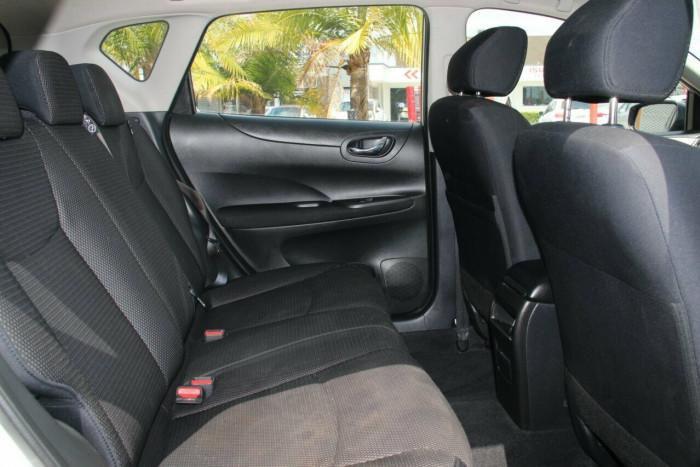 2014 Nissan Pulsar C12 ST Hatchback
